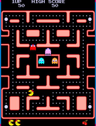 _Ms. Pac-Man arcade
