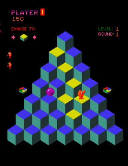 QBert_Arcade